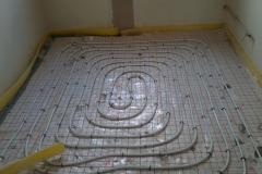 Instalacja ogrzewania podłogowego w Radomiu