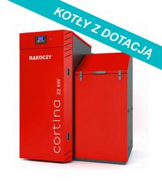 Kotły firmy Rakoczy Cortina