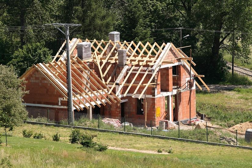 ocieplenie domu budowanego