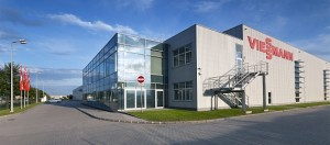 budynek firmy viessmann