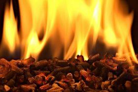 Wnętrze pieca węglowego