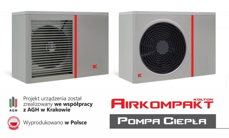 Pompy ciepła Warszawa
